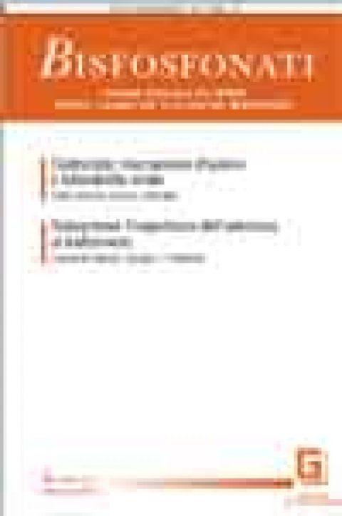 Rivista Bisfosfonati 2013 Vol.14 N.1