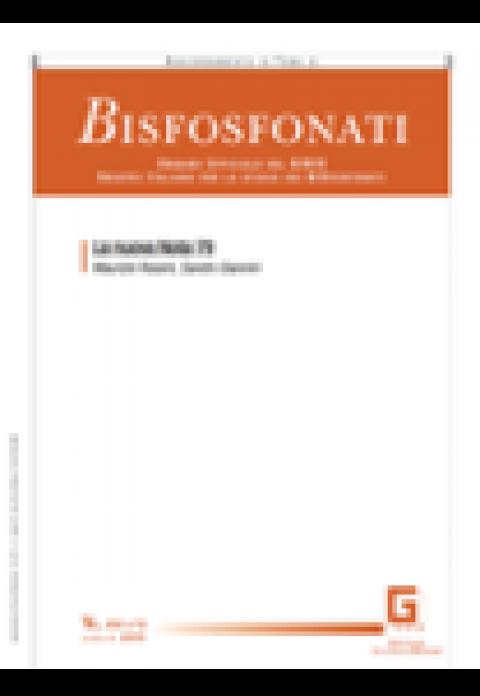 Rivista Bisfosfonati 2015 Vol.16 N.2