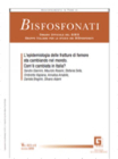 Rivista Bisfosfonati 2016 Vol.18 N.2