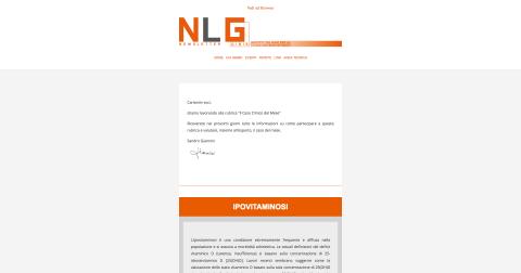 Newsletter G.I.BIS. 2018  – Gennaio